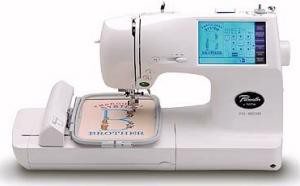 esante ese2 sewing embroidery machine