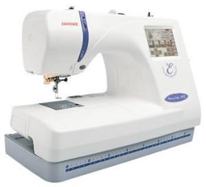 Janome memory craft 300e review sewing machine reviews for Janome memory craft 9000 problems